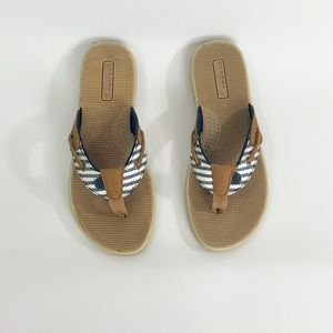 33a4c2cb601 Sperry Shoes - SPERRY TOP-SIDER SEAFISH MARINIER FLIP FLOPS